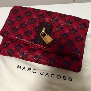 Marc Jacobs Clutch. Never used.